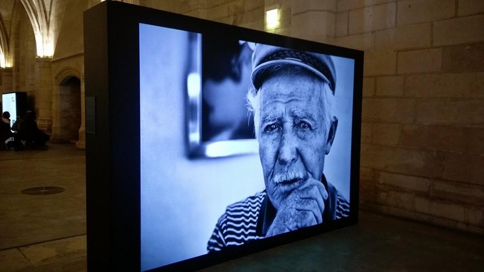 exposition Nikos Aliagas