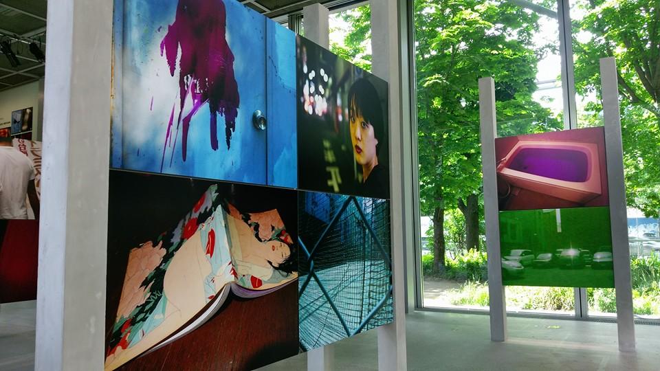 daido moriyama fondation cartier pour l'art contemporain