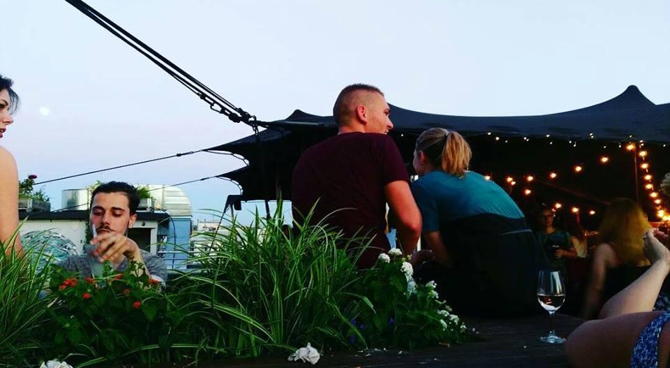 le perchoir rooftop 11ème