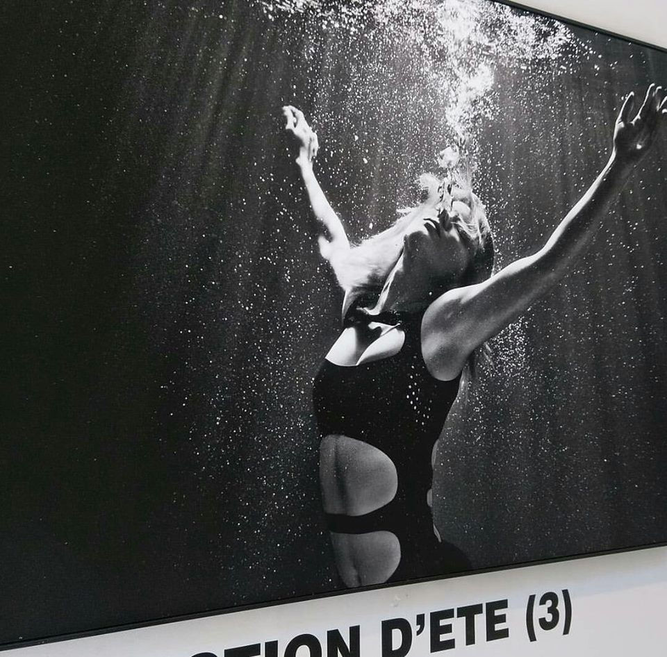Galerie Cinéma Paris Anne-Dominique Toussaint